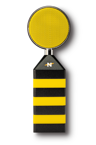 Kingbee clipart svg royalty free download King Bee | Neat Microphones svg royalty free download
