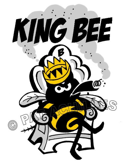 Kingbee clipart png stock King Bee at the Washington Improv Theater | AchillesPortfolio png stock