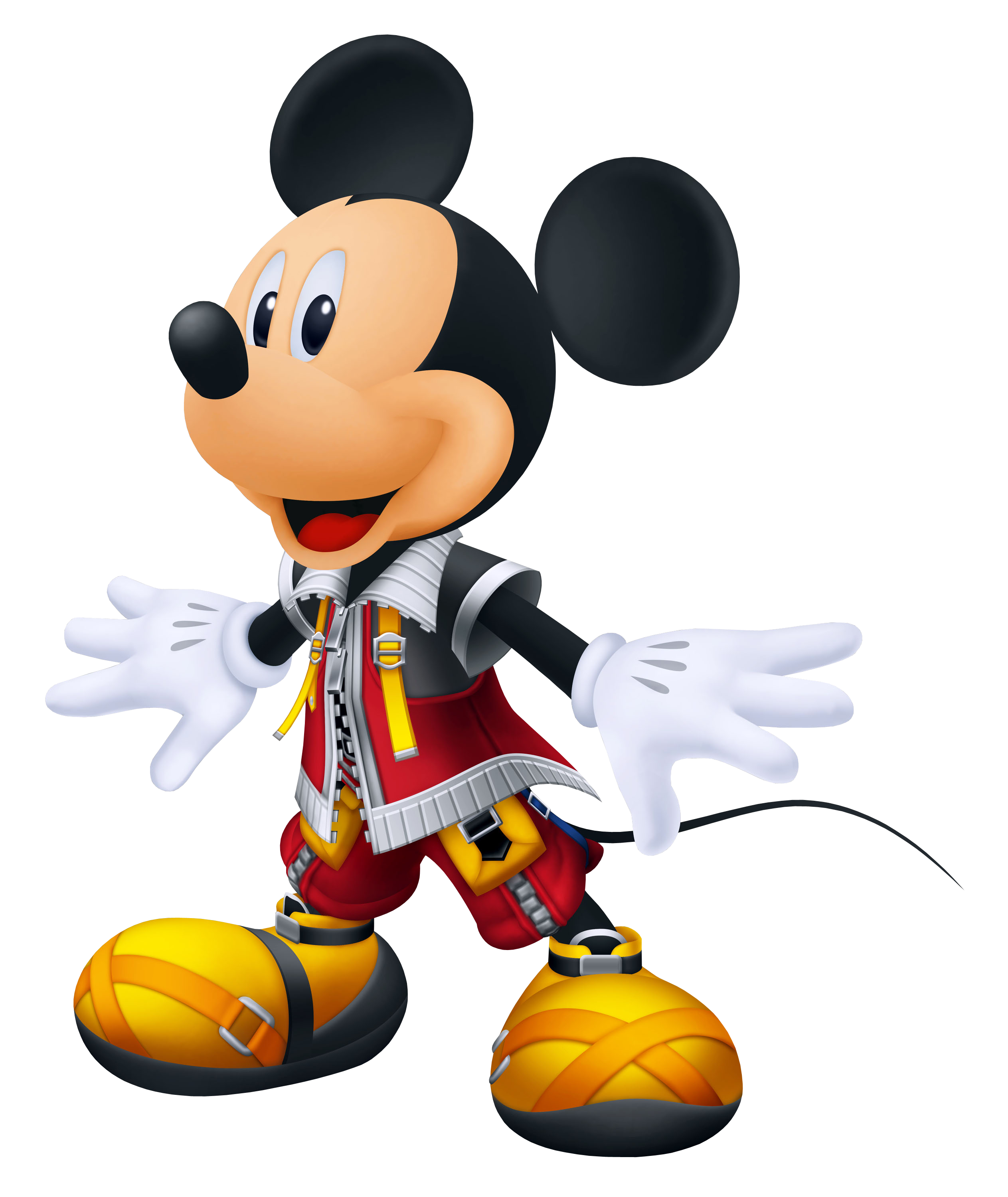 Thrown football clipart png free stock Kingdom Hearts Characters (Slideshow) Quiz - By jencon117 png free stock