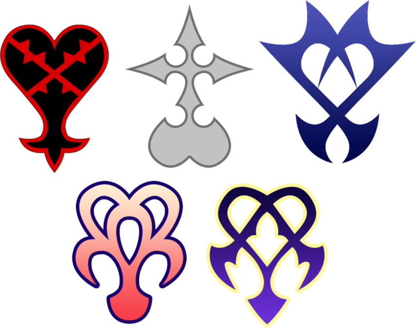 Kingdom hearts clipart png library download Hd kingdom hearts clipart - ClipartFox png library download