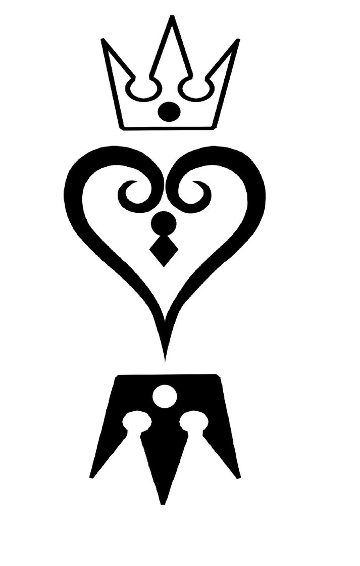 Kingdom hearts clipart svg transparent download Kingdom hearts clipart hd - ClipartFest svg transparent download