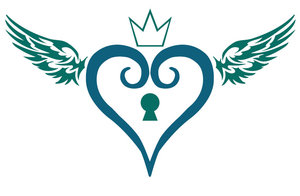 Kingdom hearts clipart picture transparent stock Clipart kingdom hearts - ClipartFox picture transparent stock
