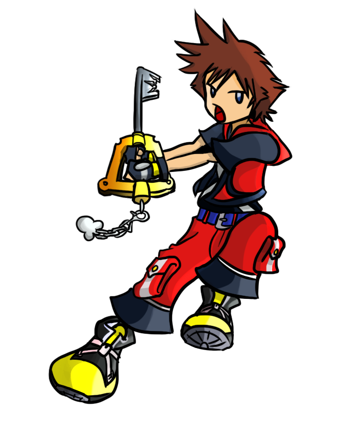 Kingdom hearts clipart hd png library stock Kingdom Hearts Clipart at GetDrawings.com | Free for personal use ... png library stock