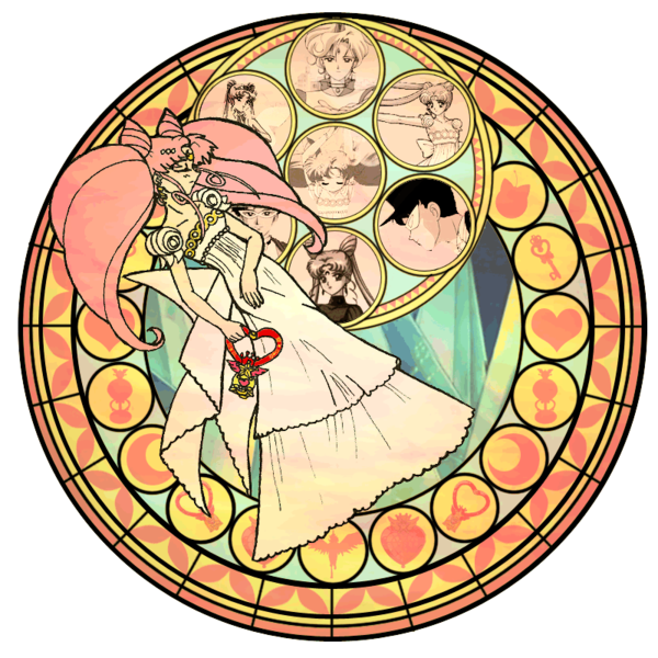 Kingdom hearts clipart stained glass graphic royalty free Browsing Digital Art on DeviantArt graphic royalty free