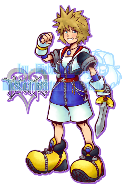 Kingdom hearts phone clipart picture free library I don't know if you knew guys, but I'm a huge... - Your OC is Bad ... picture free library