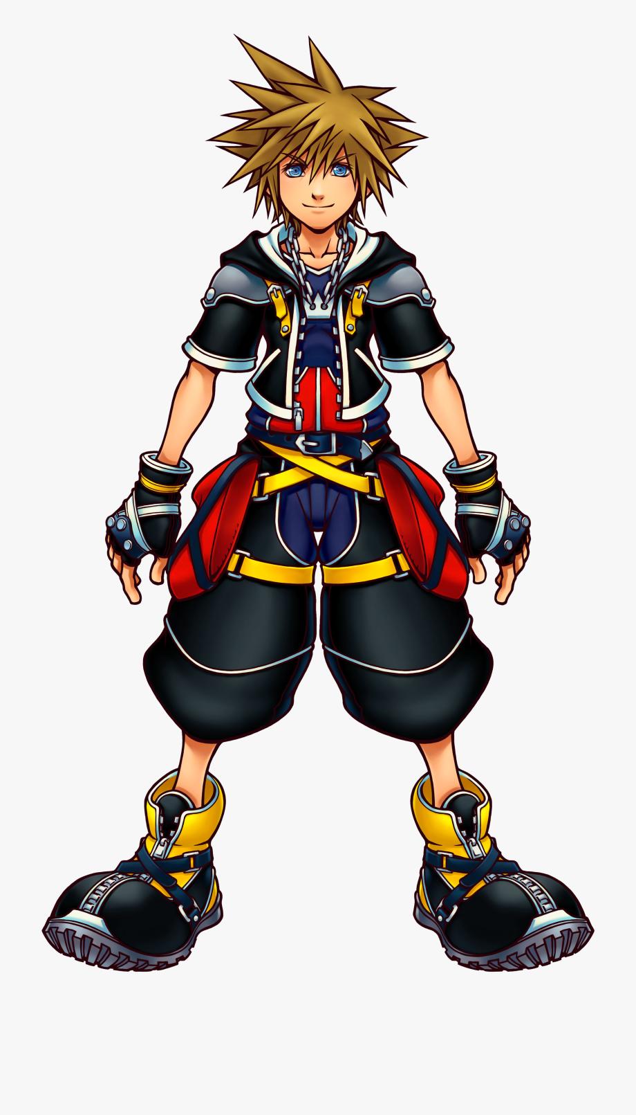 Kingdom hearts sora clipart banner free download Ye Olde Kingdom Hearts Fansite - Kingdom Hearts 2 Sora Artwork ... banner free download