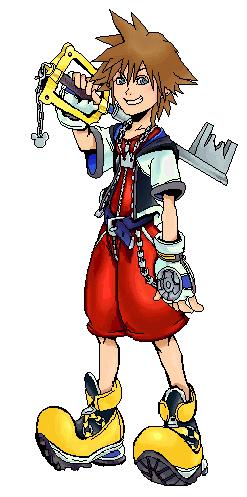 Kingdom hearts sora clipart jpg royalty free download Kingdom Hearts Clipart & Look At Kingdom Hearts HQ Clip Art Images ... jpg royalty free download