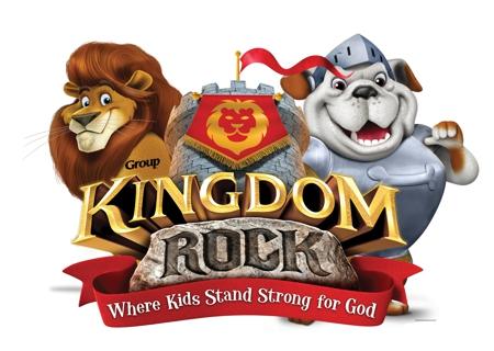 Kingdom rock clip art free stock Kids VBS free stock