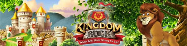 Kingdom rock clip art image free Kingdom Rock Totally Catholic VBS News image free