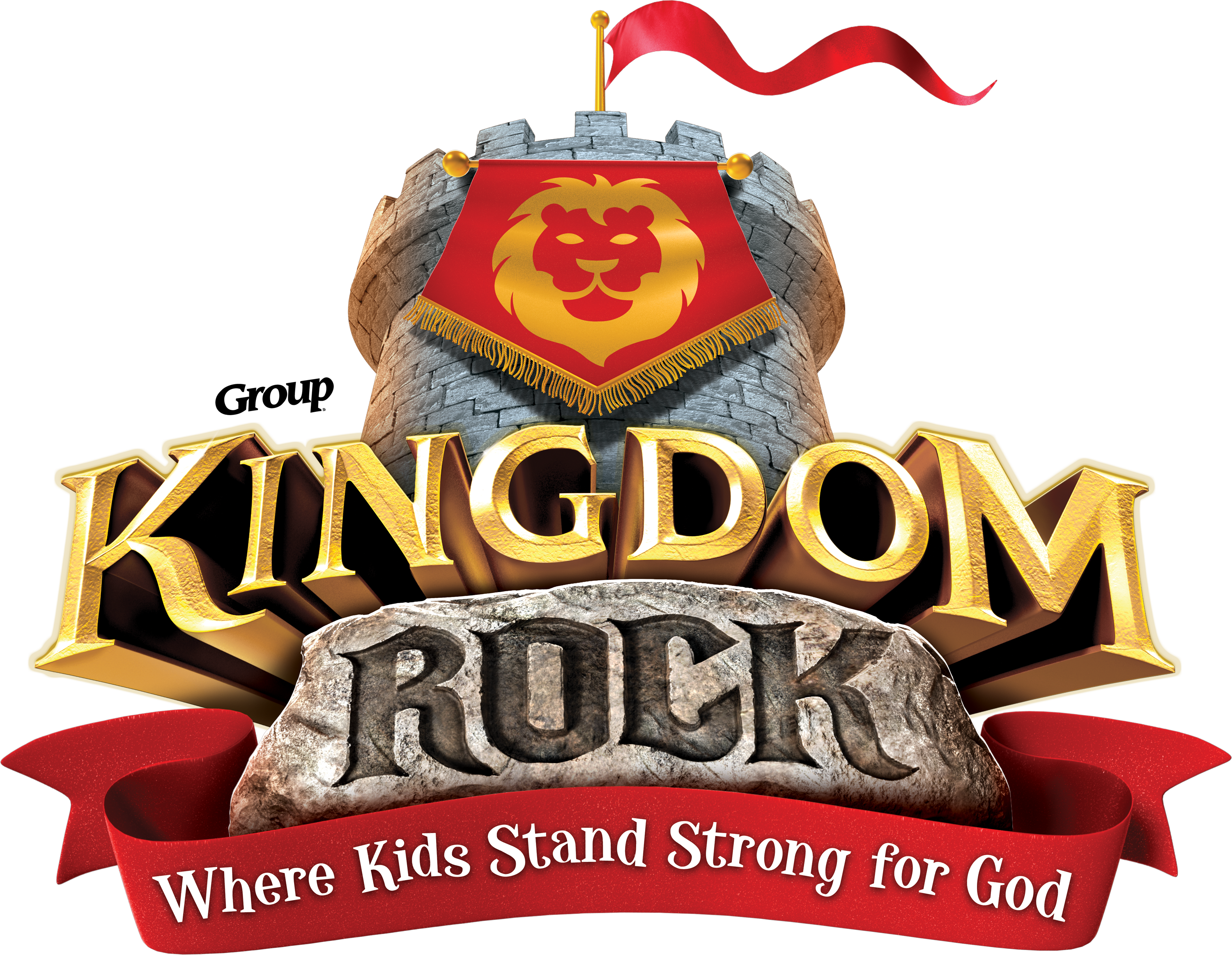 Kingdom rock clip art clip black and white Kingdom Rock VBS hi res logo | VBS | Pinterest | Logotipos ... clip black and white
