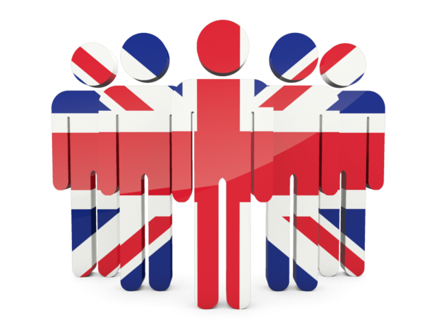 Kingdom with people clipart clipart library library People icon. Illustration of flag of United Kingdom clipart library library