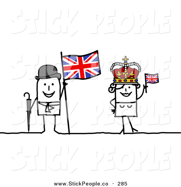 Kingdom with people clipart clipart transparent stock Vector Graphic of a Stick Figure People Character Couple Touring ... clipart transparent stock
