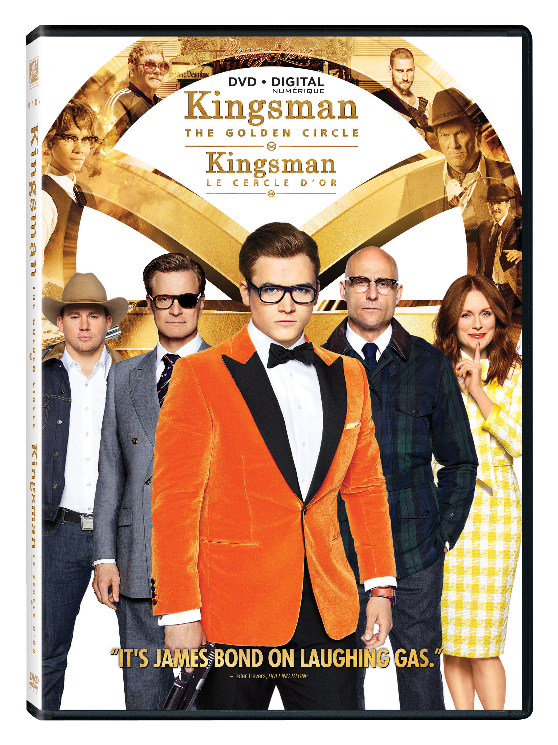 Kingsman the golden circle clipart clip transparent library KINGSMAN: THE GOLDEN CIRCLE Partner Toolkit clip transparent library