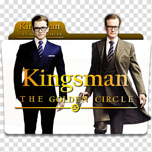 Kingsman the golden circle clipart png free download Kingsman The Golden Circle Folder Icon , KingsmanTheGoldenCircle_v ... png free download