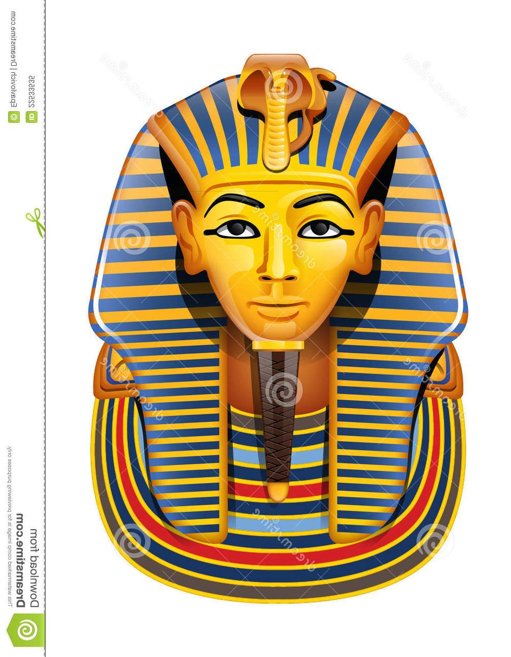 Kingtut clipart vector black and white Best HD King Tut Vector Pictures » Free Vector Art, Images, Graphics ... vector black and white