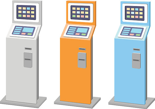 Kiosk clipart vector black and white download Kiosk clipart 6 » Clipart Station vector black and white download