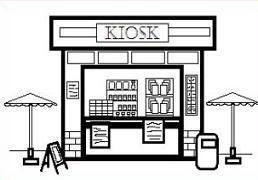 Kiosk clipart clip art library download Kiosk clipart » Clipart Portal clip art library download