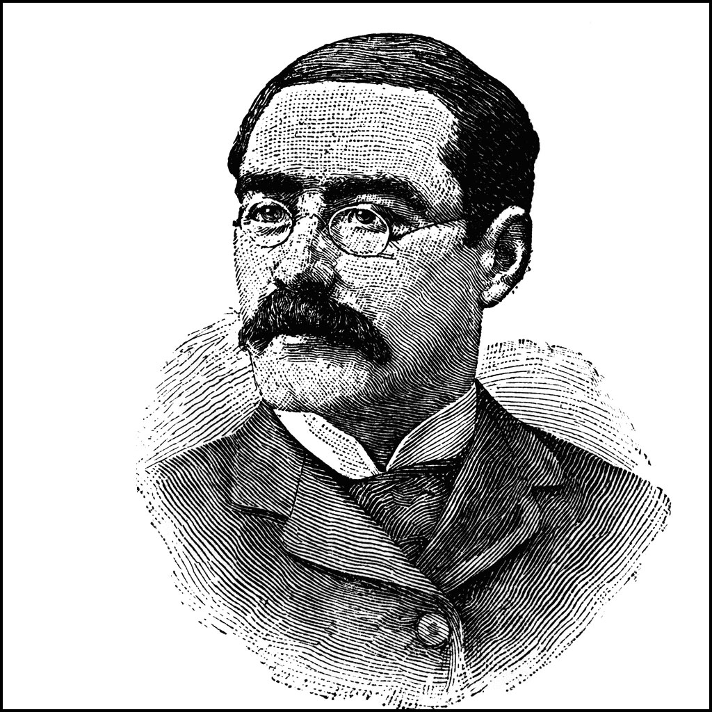 Kipling clipart png stock December 30: Rudyard Kipling | FCIT png stock