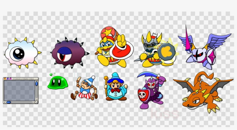 Kirby super star ultra clipart clip stock Kirby Clipart Kirby Super Star Ultra Kirby\'s Epic Yarn - Kirby ... clip stock