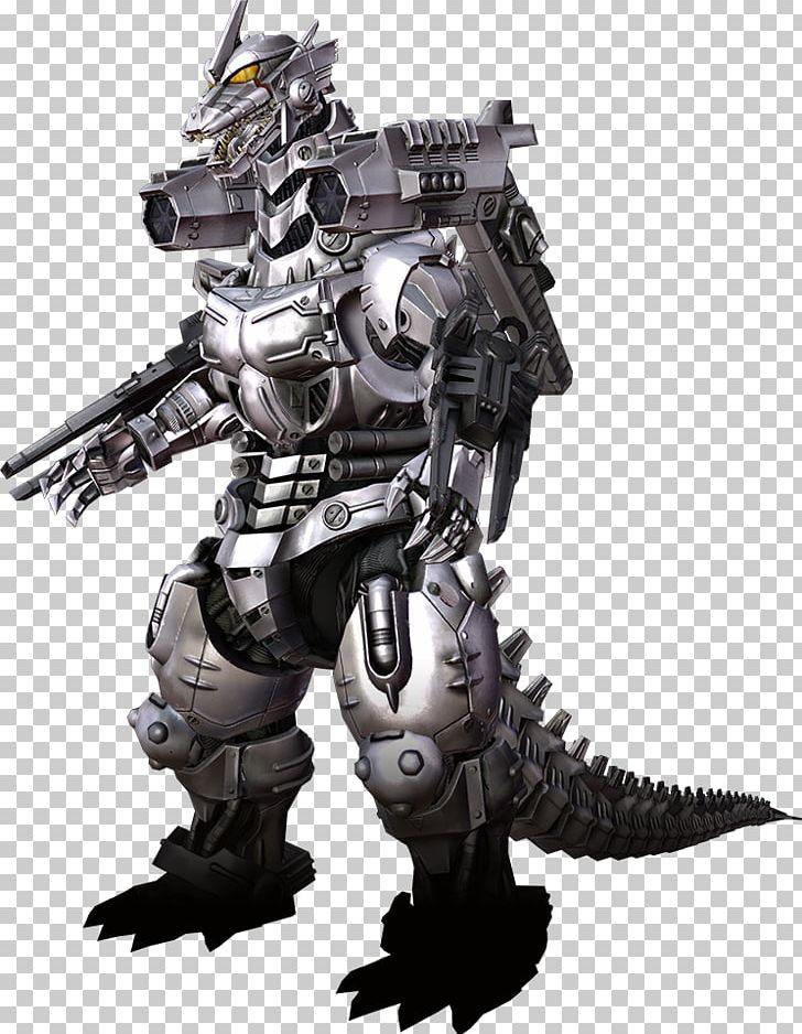 Kiryu clipart svg black and white stock Mechagodzilla Godzilla: Unleashed Kazuma Kiryu Kaiju PNG, Clipart ... svg black and white stock