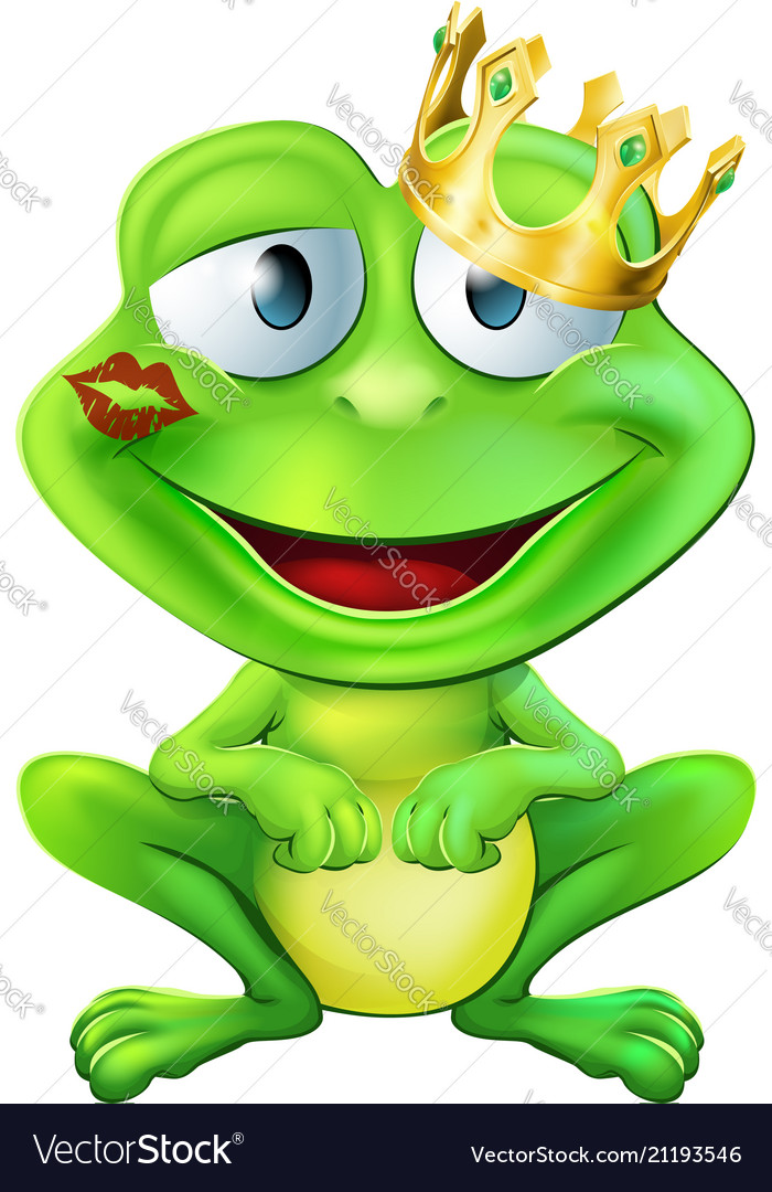 Kiss a lot of frogs free clipart picture free Kissed frog prince picture free