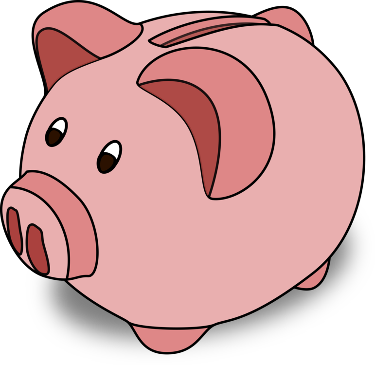 Kiss a pig clipart picture royalty free stock Pink,Piggy Bank,Domestic Pig Clipart - Royalty Free SVG ... picture royalty free stock