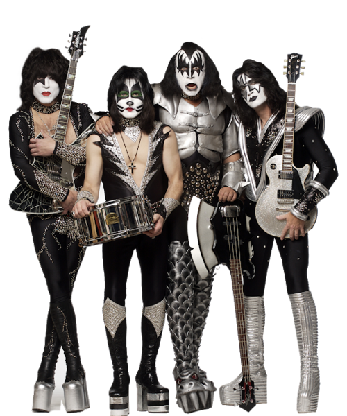 Kiss band clipart clipart royalty free download Kiss Band Png Kiss Band Png Vector, Clipart, PSD - peoplepng.com clipart royalty free download