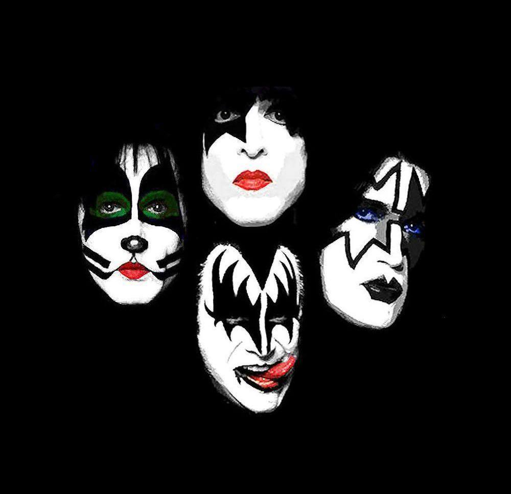 Kiss band clipart vector library download Free Cliparts Kiss Makeup, Download Free Clip Art, Free Clip Art on ... vector library download