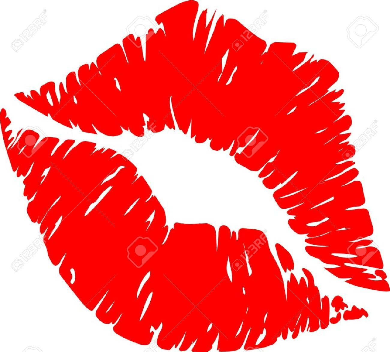 Kissing lips images clipart png library stock Red lips kiss clipart - ClipartFest | Graphic Design | Lips cartoon ... png library stock