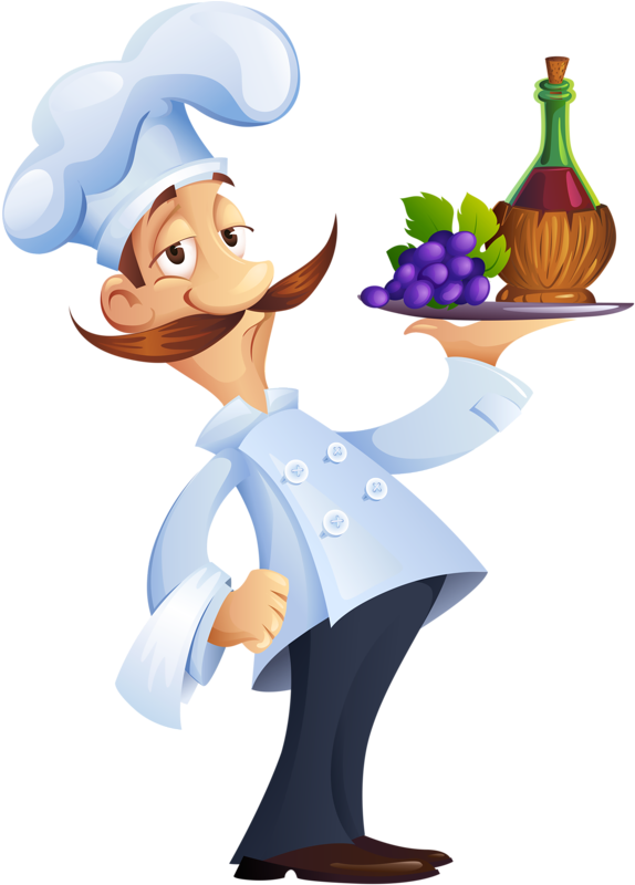 Kiss the cook clipart transparent download HD Фотки Cooking Clipart, Kiss The Cook, Chefs, Recipe - Steward ... transparent download