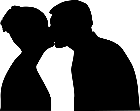 Kissing clipart image library Kissing clipart free 2 » Clipart Station image library
