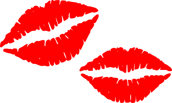 Kissing lips images clipart clip art library stock Kiss lips free clipart kissing lips clipartfest - ClipartBarn clip art library stock