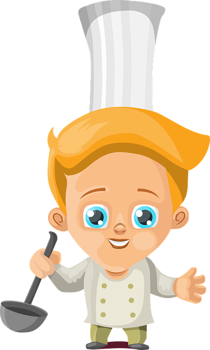 Kitchen chef clipart girl svg download Chef - Free images on Pixabay svg download