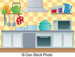 Kitchen clipart for kids svg royalty free stock Free Kitchen Clipart, Download Free Clip Art, Free Clip Art on ... svg royalty free stock