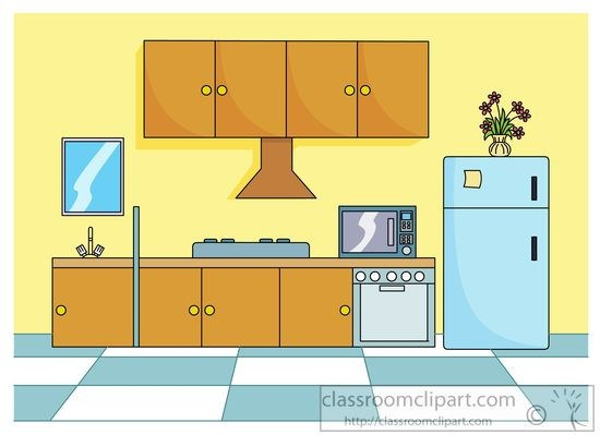 Kitchen clipart for kids jpg freeuse library Kitchen clipart for kids » Clipart Portal jpg freeuse library