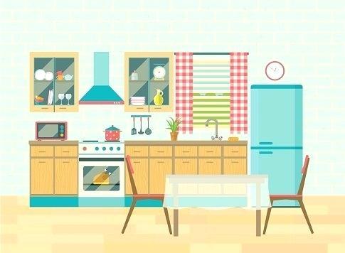 Kitchen room clipart svg kitchen room clipart – performyourbest.co svg