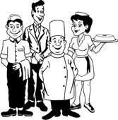 Kitchen staff clipart png kitchen staff clip art Gallery - Clip Art Library png