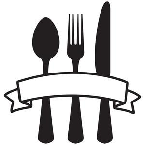 Kitchen utensil clipart banner transparent stock Kitchen Utensils Clipart | Free download best Kitchen ... banner transparent stock