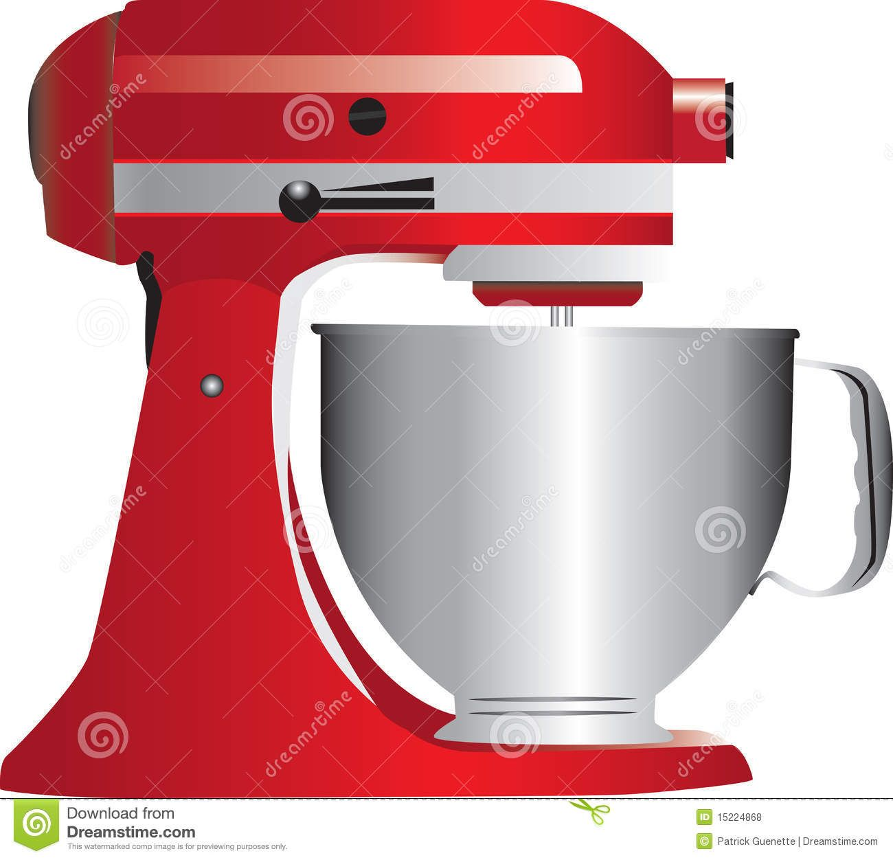 Kitchenaid clipart free stock Gallery For > KitchenAid Mixer Clipart | Kitchen Aid ... free stock