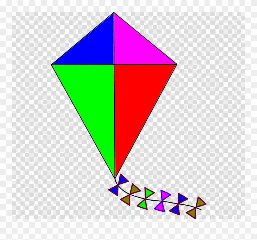 Kite clipart images jpg free library Download Kite Clip Art Clipart Clip Art Triangle - Clip Art ... jpg free library