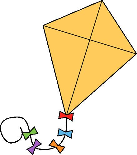 Kite cliparts