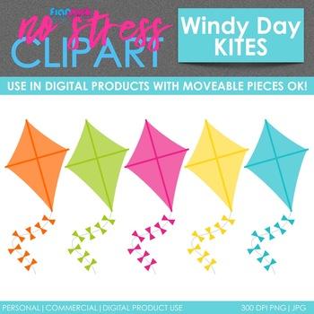 Kites clipart image Kites Clip Art (Digital Use Ok!) image