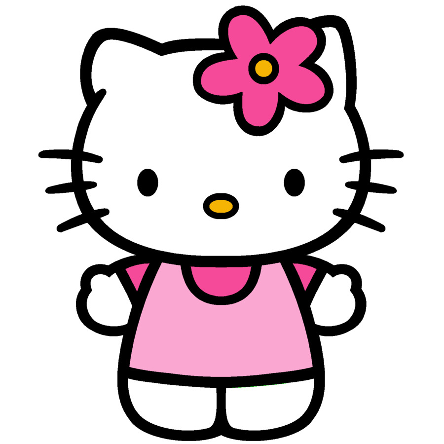 Kitty clipart image stock Hello Kitty Clipart Wall Kisspng Stencils - Clipart1001 ... image stock
