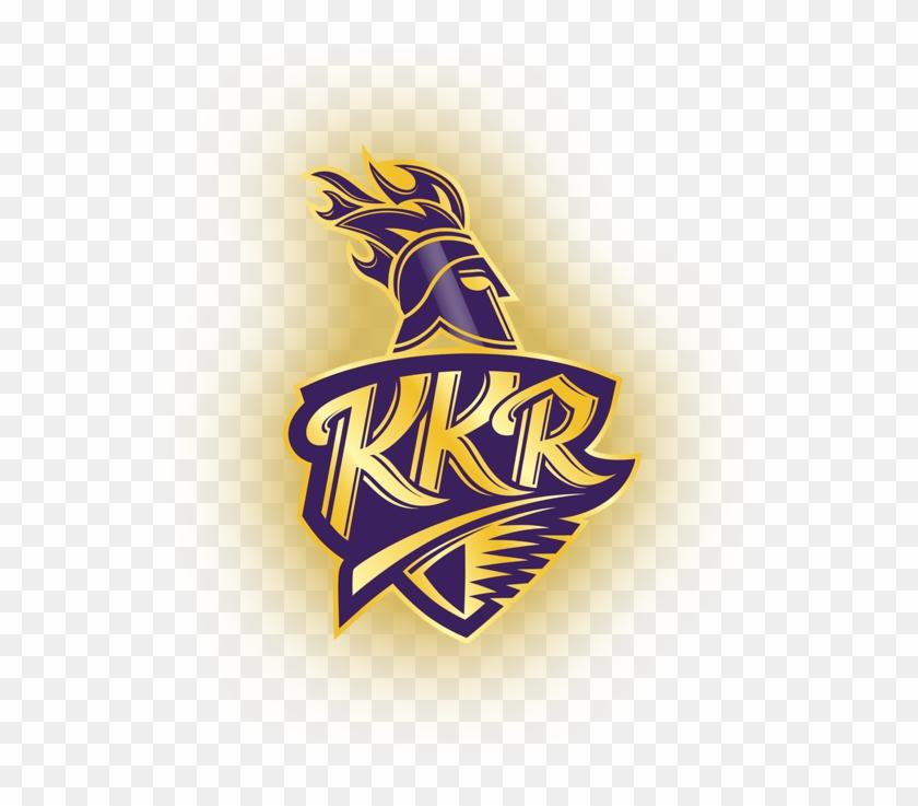 Kkr logo clipart graphic Kolkata Knight Riders Team - Kkr Logo In Png, Transparent ... graphic