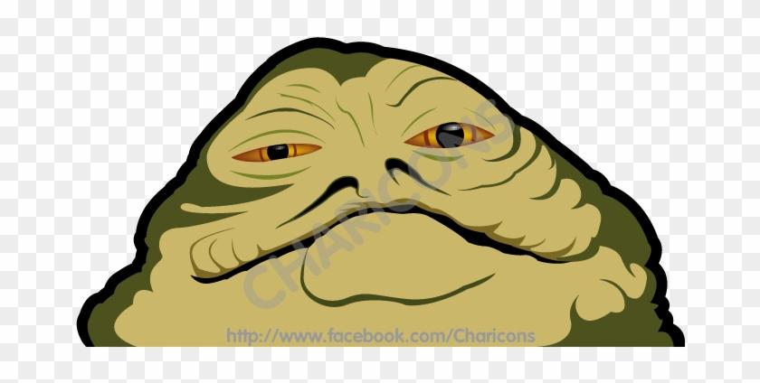 Klaatu clipart vector stock Hut Clipart Jabba - Jabba The Hutt Icon, HD Png Download ... vector stock