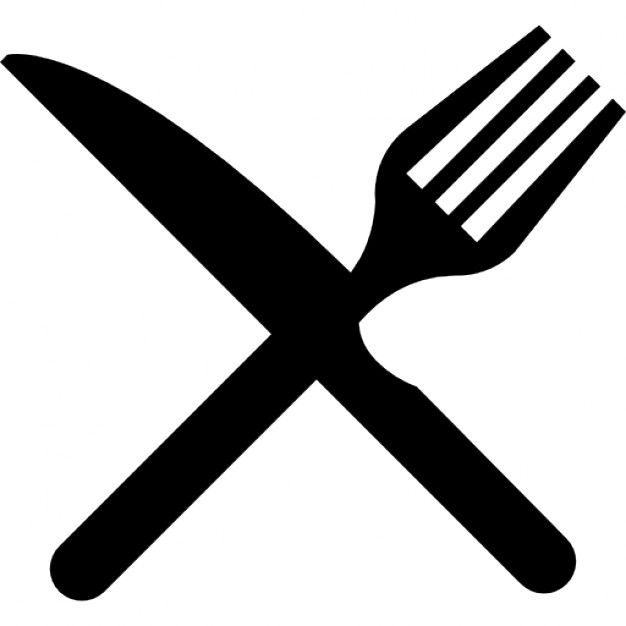 Knife and fork clipart free library Knife And Fork Vectors, Photos and PSD files | Free Download ... free library