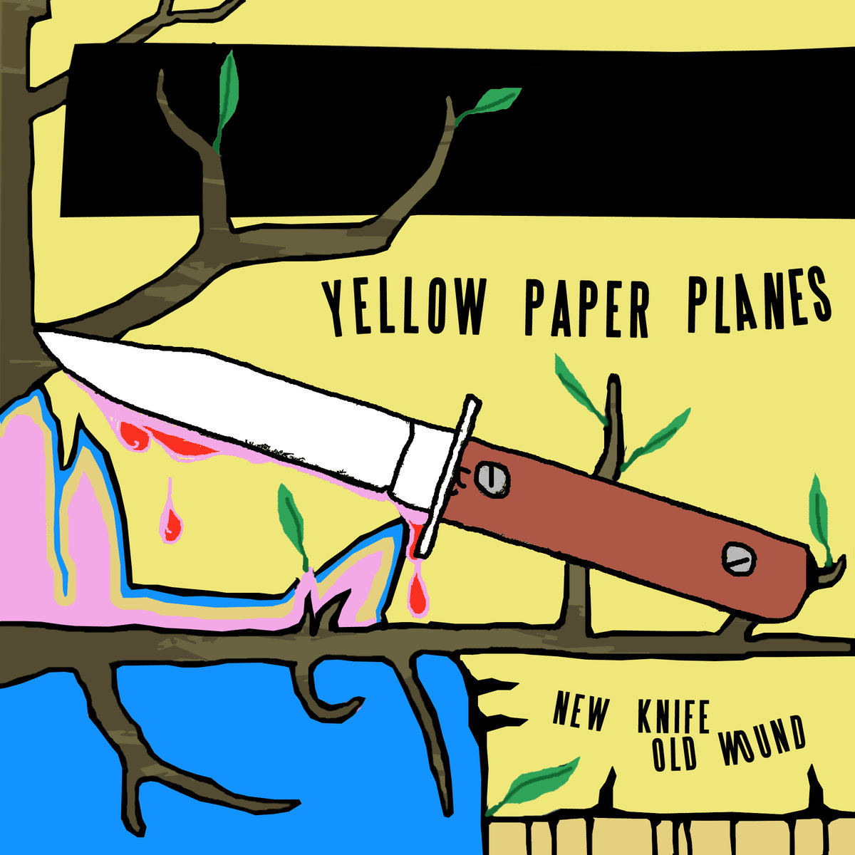 Knife wound clipart freeuse stock New Knife, Old Wound | Yellow Paper Planes freeuse stock
