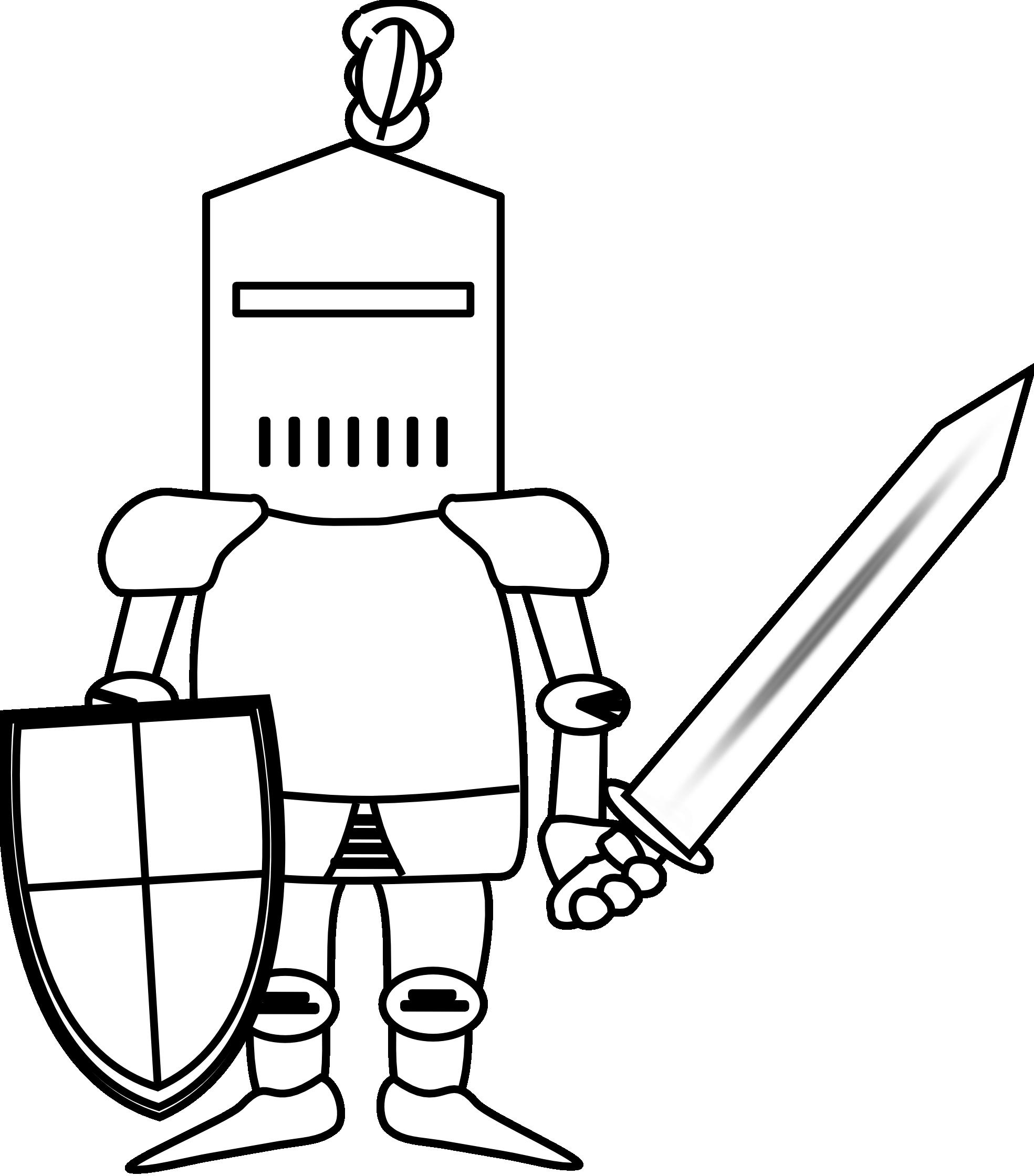Knight armor clipart vector transparent stock Free Knight In Armor Clipart, Download Free Clip Art, Free ... vector transparent stock