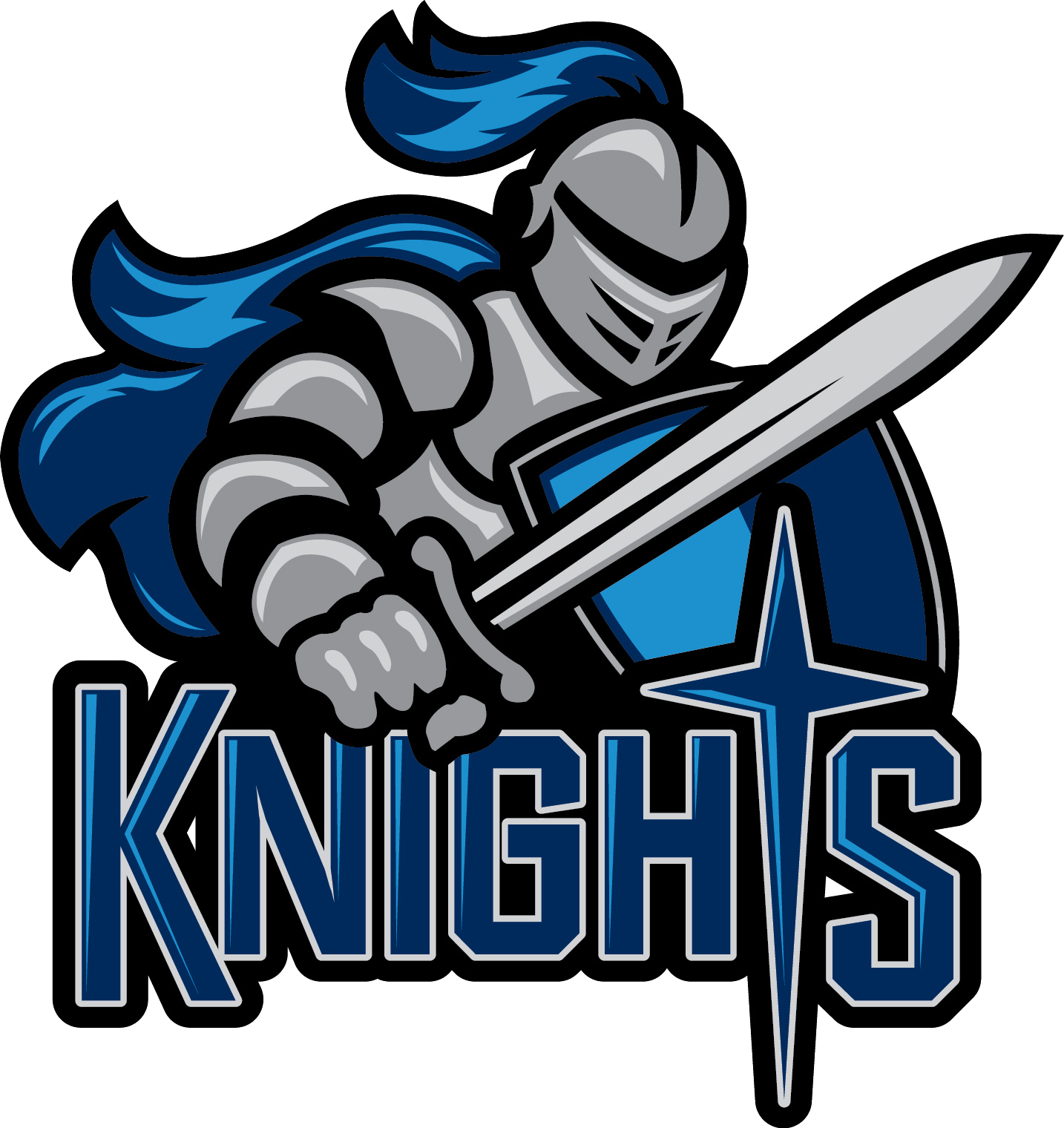 Knight basketball clipart clip royalty free download kinghts logo   Sports - SiouxlandMatters   Man cave-sports ... clip royalty free download