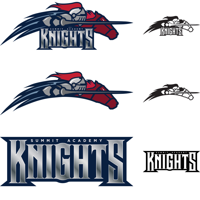 Knight basketball clipart graphic free Knight Logos graphic free